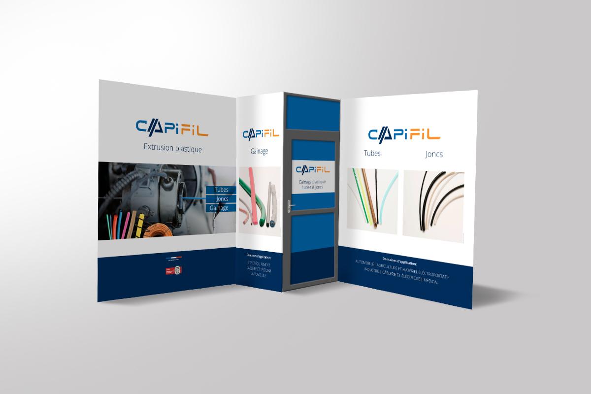 CAPIFIL-abaca studio-Stand
